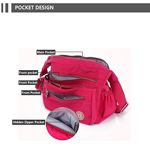 TTD Borsa multifunzionale borsa da viaggio borsa da viaggio borsa da viaggio-TipoB TipoA
