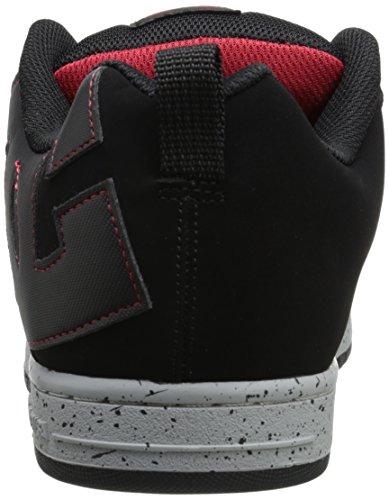 DC COURT GRAFFIK M Herren Sneakers Black Multi