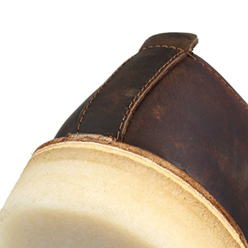 Clarks Originals Desert London, Chaussures de ville homme Marron - Beeswax