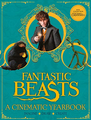 Fantastic Beasts. A Cinematic Yearbook (Fantastic Beasts/Grindelwald) por Vv.Aa