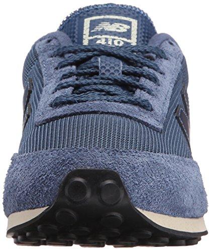 New Balance U410v1, Baskets Basses Mixte Adulte Bleu (Blue)
