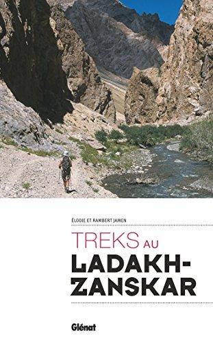 Treks au Ladakh Zanskar par Elodie Jamen