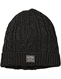 JACK & JONES VINTAGE Herren Strickmütze Jjvcable Knitted Beanie