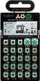 Pocket Operator PO 12 Rhythm 16 Step Pattern Sequencer Synthesizer - Black/Green
