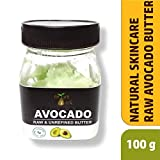 NatureSack-The Best Of Nature Raw and Unrefined Natural Avocado Butter (100 Gms Pack)