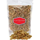 SFT Raisins Kandhari Organic Kishmish Seedless Dry Grapes, 1kg