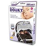 Dooky Protection Pluie et Vent pour Poussette - Gris