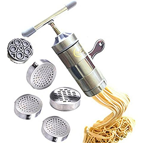 Home-Made iable Press Pasta Noodle Maker manuale Turner affettatrice con