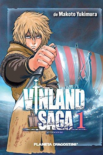 Vinland Saga nº 01 (Manga Seinen) por Makoto Yukimura