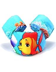 D'été mignon Mer Océan sur le thème de natation Collier Bague de sécurité Bouée cou flotteur de natation Gilet sauvetage Maillot de bain pour enfants