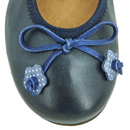 Froddo Kinder Ballerina Blau