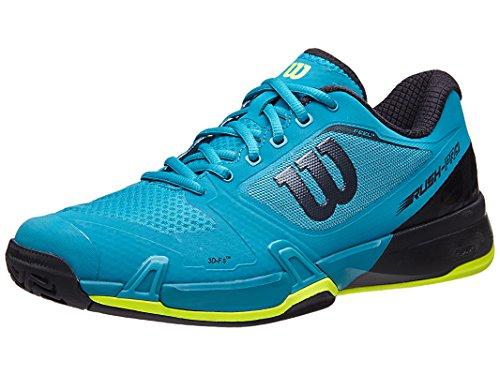 Wilson–Rush Pro 2.5Chaussures de Tennis Homme BLEU NOIR