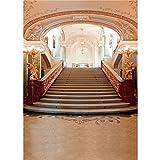 Doradus 5x7ft 1.5x2.1m Beauty Wunderschöne Hochzeitsplatz Fotografie Hintergrund Vinyl Stoffhintergrund