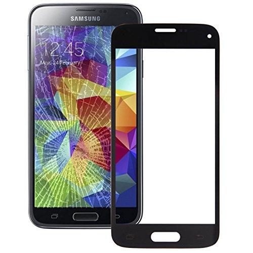 Austausch Display Glas Front Glas für SAMSUNG GALAXY S5 mini SM-G800F Ersatzglas schwarz Samsung Galaxy S5 Lcd Austausch