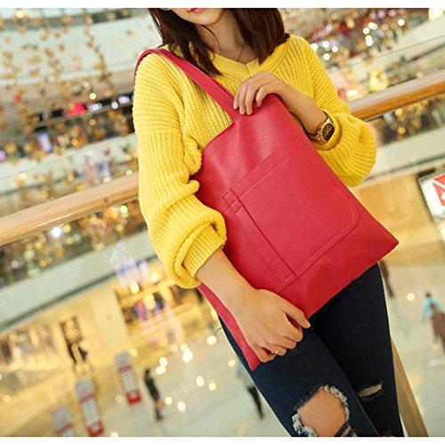 Feixiang ,  Damen Tasche Rot