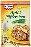 Dr. Oetker Süße Mahlzeit Apfel Püfferchen, 152 g