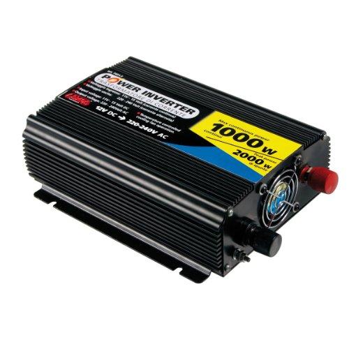LA_74515 Spannungswandler 12V auf 230V, 1000W Dauerleistung