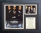 Legends Never Die 'Goodfellas II Framed Photo Collage, 11x 35,6cm