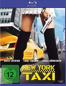 New York Taxi [Blu-ray]