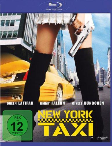New York Taxi [Blu-ray] (Times-dvd York New)