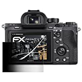atFoliX Privacy Filter for Sony Alpha a7R II / a7S II Privacy Screen Protector - FX-Undercover 4-way visual protection Screen Protection Film
