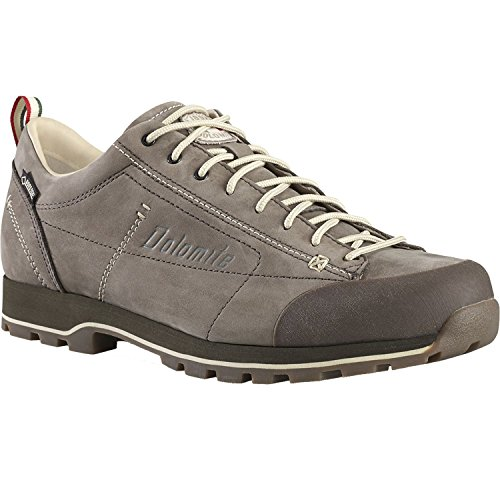 Dolomite Hommes Cinquantaquattro Low Gtx Chaussures Gris - Gris