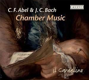 Carl Friedrich Abel / Il Fondamento & Paul Dombrecht - Ouvertures & Sinfonias