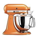 KitchenAid Artisan - Robot de cocina (Naranja, Acero inoxidable, 50/60 Hz)