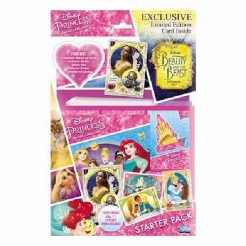 Topps Disney Prinzessin Trading Card Starter Pack