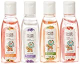 #10: Buddsbuddy Hand Sanitizer, Multi Flavour (50ml, Pack of 4)