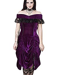 24e22179ed95 Amazon.fr   robe victorienne - JAPAN ATTITUDE   Robes   Femme ...