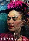 FRIDA KAHLO in memory of a great artist (Wandkalender 2018 DIN A3 hoch): 12 Portraits der mexikanischen Malerin Frida Kahlo (Monatskalender, 14 Seiten ... [Kalender] [Apr 04, 2017] Fischer, Harald
