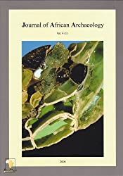 Journal of African Archaeology: Vol. 4 (1) 2006