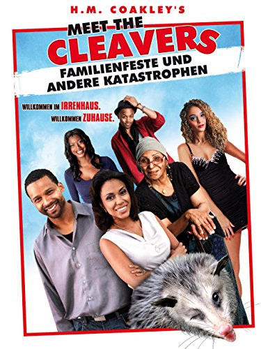 Meet The Cleavers - Familienfeste und andere Katastrophen Cover