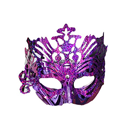 Masque Surker Plastique Mixte Fashion Masquerade Mask Party / Bal Masque MK00042F