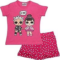 LOL SURPRISE Doll Girls Kids Short Sleeve Pyjama Set
