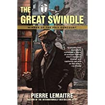 The Great Swindle by Pierre Lemaitre (2015-09-22)