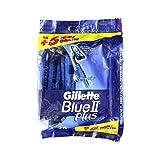 Gillette Blue II Plus Rasoirs Jetables-Lot de 20