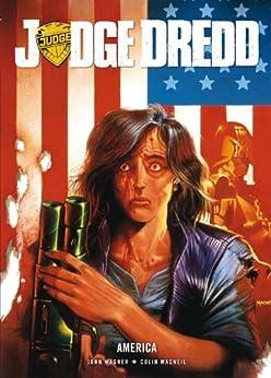 Judge Dredd: America by [Wagner, John]