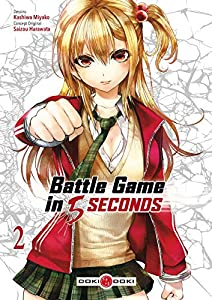 Battle Game in 5 Seconds Edition simple Tome 2