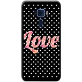 Mott2 Back Case For Asus Zenfone 3 ZE520KL (5.2 Inches) | Asus Zenfone 3 ZE520KL (5.2 Inches)Back Cover | Asus Zenfone 3 ZE520KL (5.2 Inches) Back Case - Printed Designer Hard Plastic Case - Girls Theme - B0759WD1C1