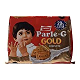 #4: Parle-G Biscuits - Gold, 500g Packet