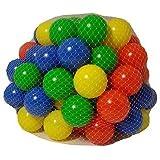 Ozbozz - 100 Balles Multicolores - Ø 5,5 cm (Import Royaume-Uni)