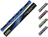 Elite Sportz die Massage Roller Stick - Stick- Massage fur Eine sofortige Linderung der Beinkrämpfe und Steifen Beinen (blau)