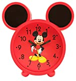 #6: Sonic Red Color Alarm Clock (R-709)