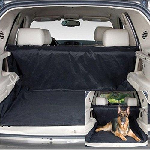 SelfTek résistant imperméable pour siège arrière de voiture tapis de coffre pour chien Protection d'écran Premium