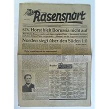 Illustrierte Sportzeitschrift für Fussball, Handball und Leichtathletik - Jahrgang 1949, Nummer 11