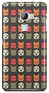 LeEco Le Max Back Cover by Vcrome,Premium Quality Designer Printed Lightweight Slim Fit Matte Finish Hard Case Back Cover for LeEco Le Max