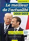 Le meilleur de l'actualité 2018-2019 - Concours et examens 2019 + RDV Gratuit Actu 2019 en ligne tous les mois