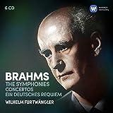 Brahms: Symphonies, un Requiem Allemand, Concertos